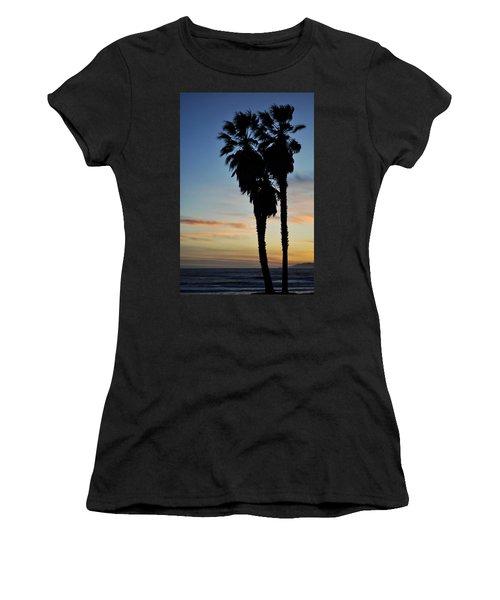 Ventura Palm Sunset Women's T-Shirt