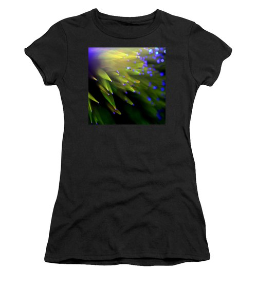 Women's T-Shirt (Junior Cut) featuring the photograph Very Superstitious by Dazzle Zazz