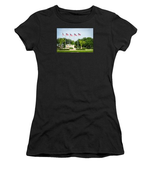 Veterans Memorial Laguna Vista Texas Women's T-Shirt
