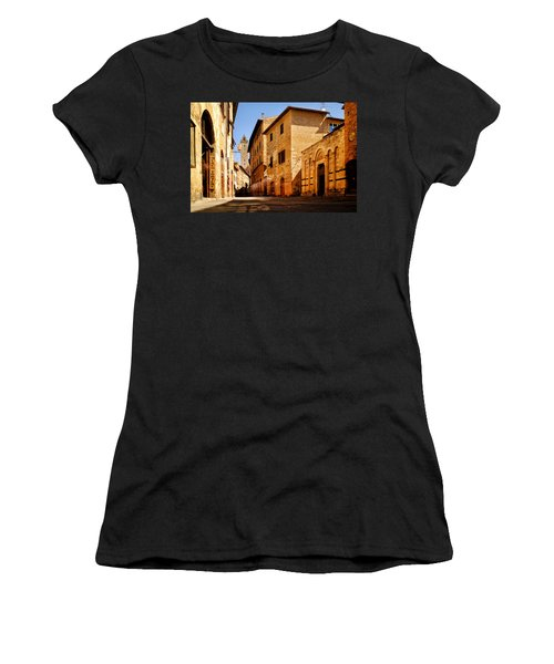 Via San Giovanni Women's T-Shirt