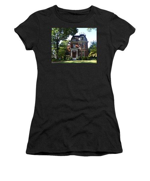Victorian Beauty Women's T-Shirt (Junior Cut) by Luther Fine Art