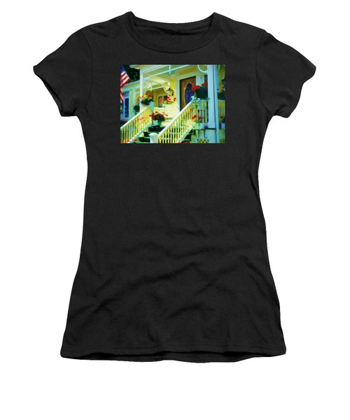 Victorian Sunshine Women's T-Shirt (Athletic Fit)