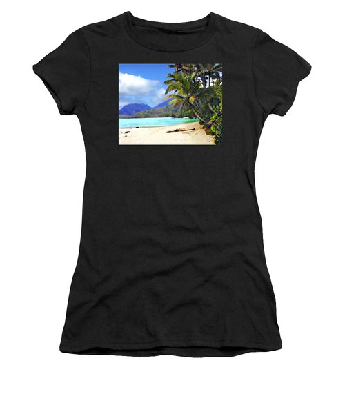 View From Waicocos Women's T-Shirt (Athletic Fit)