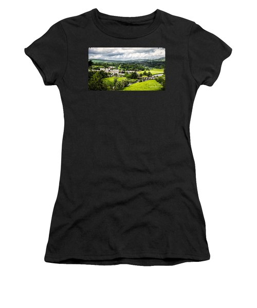 Village Of Inistioge Women's T-Shirt (Athletic Fit)