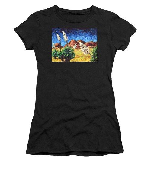 Vincent In Arizona Women's T-Shirt