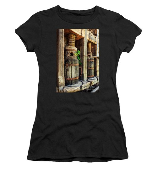 Vintage Wine Press Women's T-Shirt
