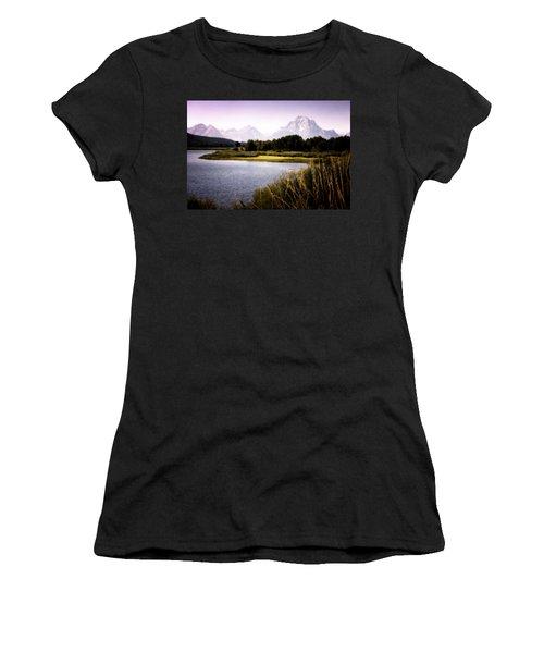Violet Tetons Women's T-Shirt