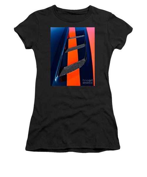 Viper Women's T-Shirt (Junior Cut) by Linda Bianic