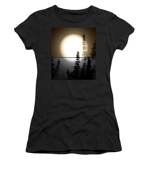 Vitex Moon Women's T-Shirt (Athletic Fit)