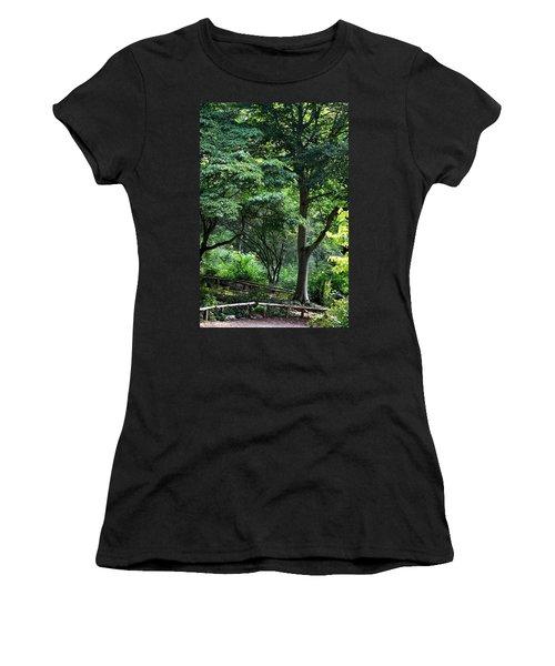 Vivacious Women's T-Shirt (Athletic Fit)
