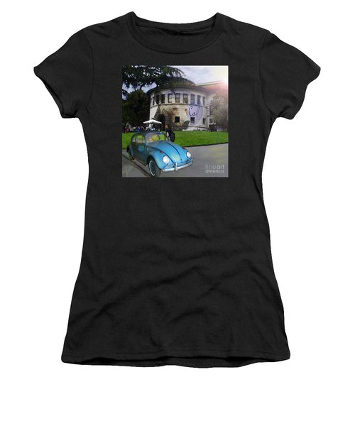 Vw - Uc Berkeley Women's T-Shirt