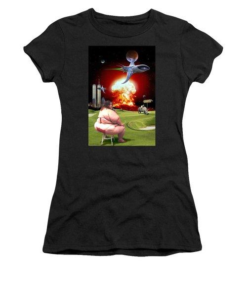 Waffle House Women's T-Shirt