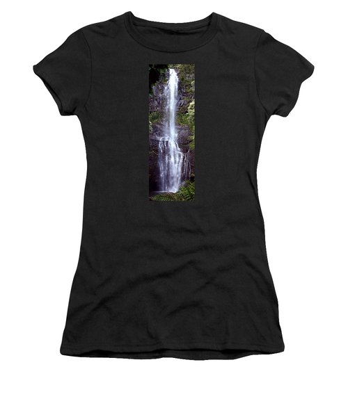 Wailua Falls Maui Hawaii Women's T-Shirt