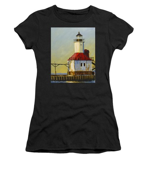 Waiting For The Sunset Women's T-Shirt