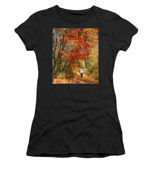 Walk On The Wild Side Women's T-Shirt