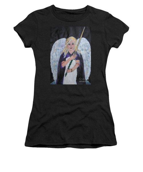 Warrior Angel Women's T-Shirt