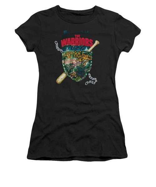 Warriors - Shield Women's T-Shirt
