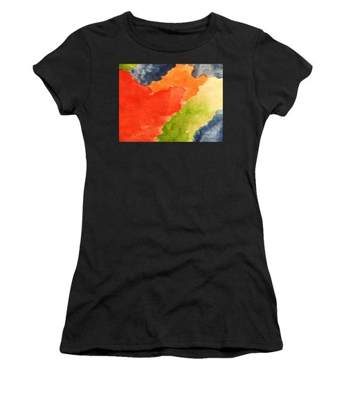 Wash Away Women's T-Shirt (Athletic Fit)