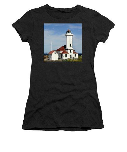 Washington Lighthouse Women's T-Shirt
