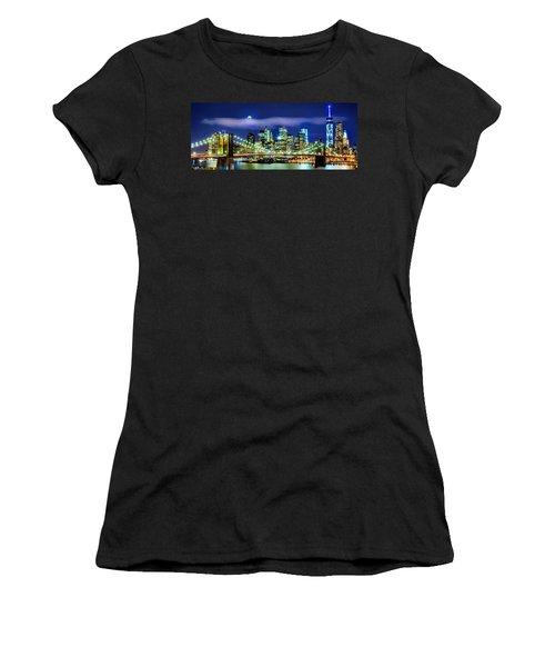 Watching Over New York Women's T-Shirt