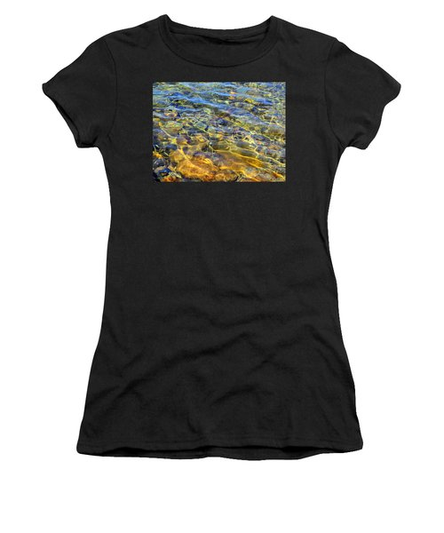 Water Abstract Women's T-Shirt