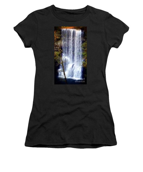 Waterfall South Women's T-Shirt (Athletic Fit)