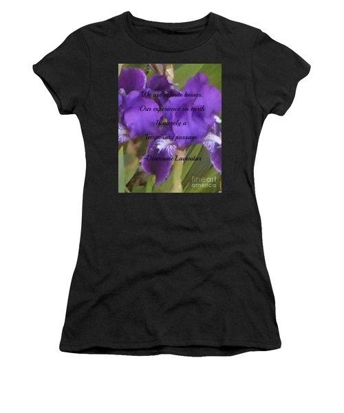 We Are Infinite Beings Women's T-Shirt