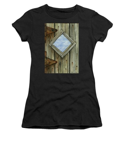 Weathered #2 Women's T-Shirt (Athletic Fit)