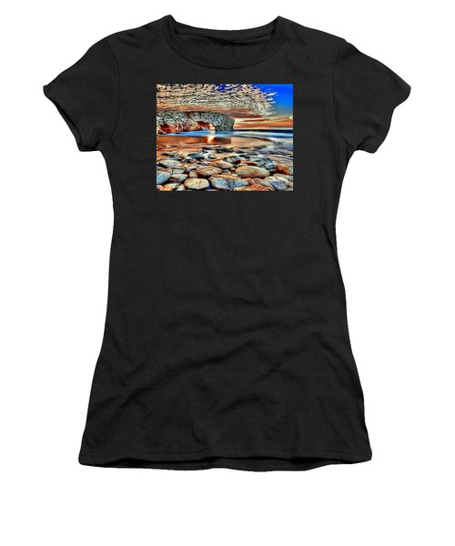 Weighed In Stone Women's T-Shirt