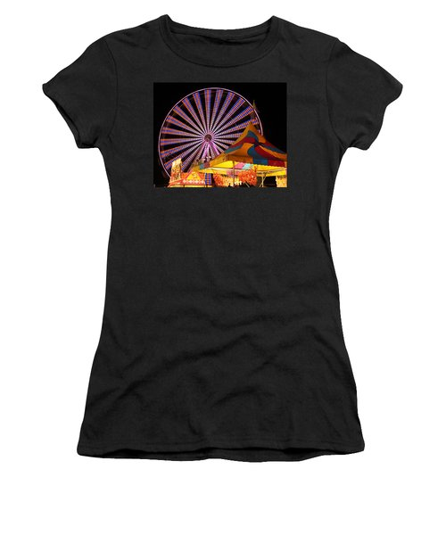Welcome To The Nys Fair Women's T-Shirt (Athletic Fit)