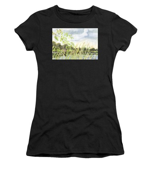West Bay Napanee River Women's T-Shirt (Athletic Fit)