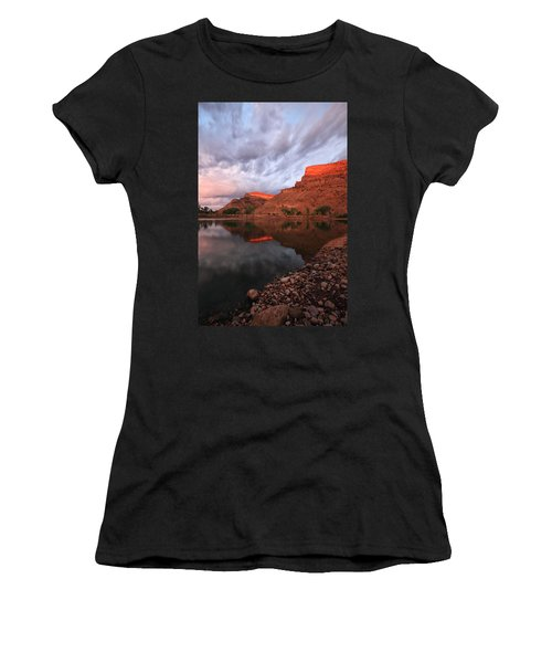 Women's T-Shirt (Junior Cut) featuring the photograph Western Colorado by Ronda Kimbrow