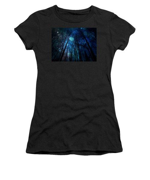 Where The Faeries Meet Women's T-Shirt