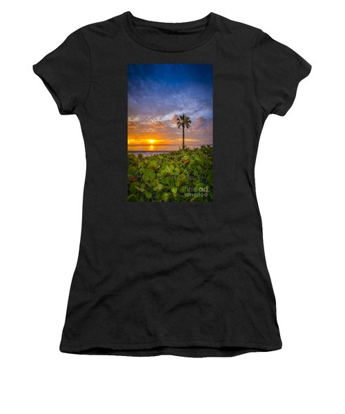 Where The Heart Is Women's T-Shirt (Junior Cut) by Marvin Spates