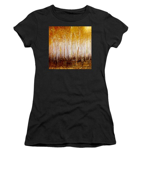 Where The Sun Shines Women's T-Shirt (Athletic Fit)