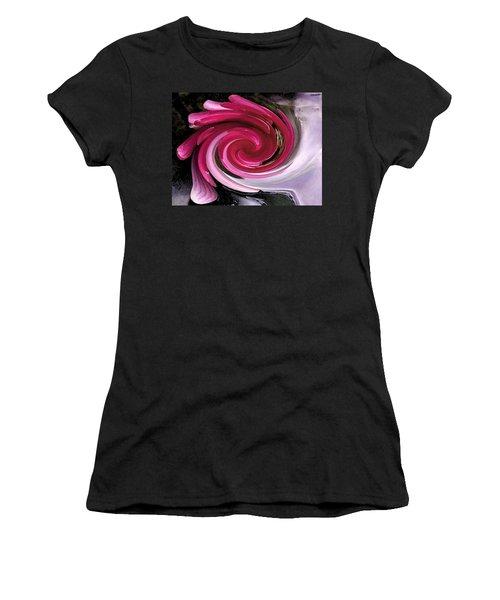 Whirlaway - Magenta Women's T-Shirt