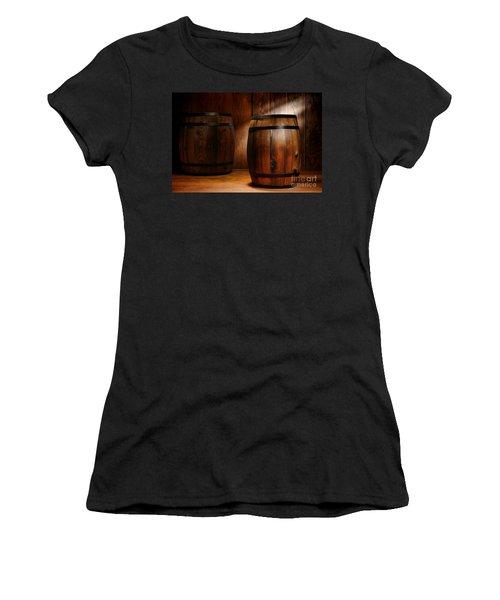 Whisky Barrel Women's T-Shirt