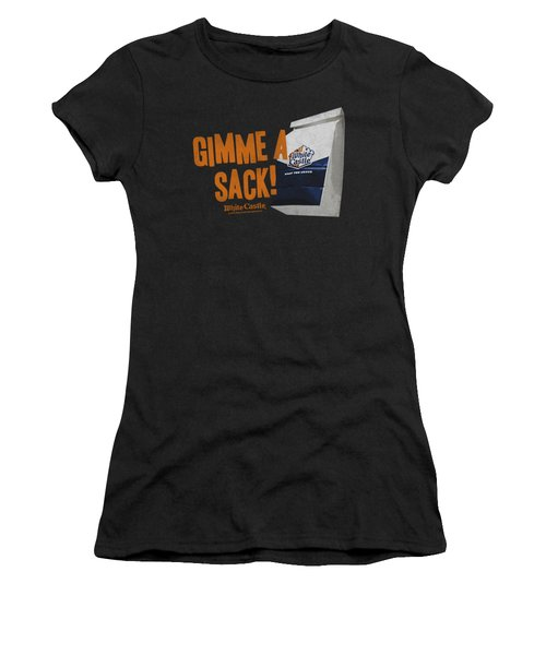 White Castle - Gimmie A Sack Women's T-Shirt