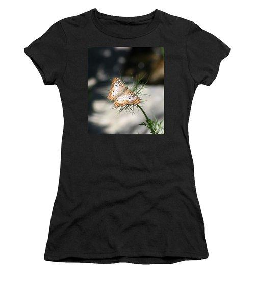 White Peacock Women's T-Shirt