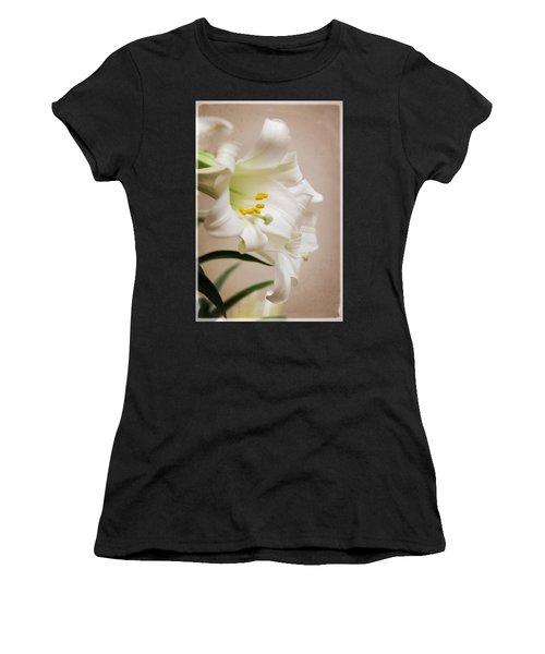 White Softness Women's T-Shirt