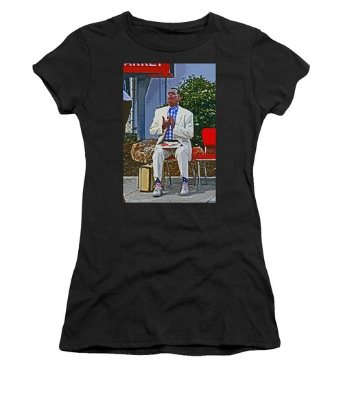 Who Is Ur Bubba Women's T-Shirt