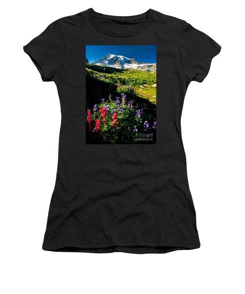 Wildflower Paradise Women's T-Shirt
