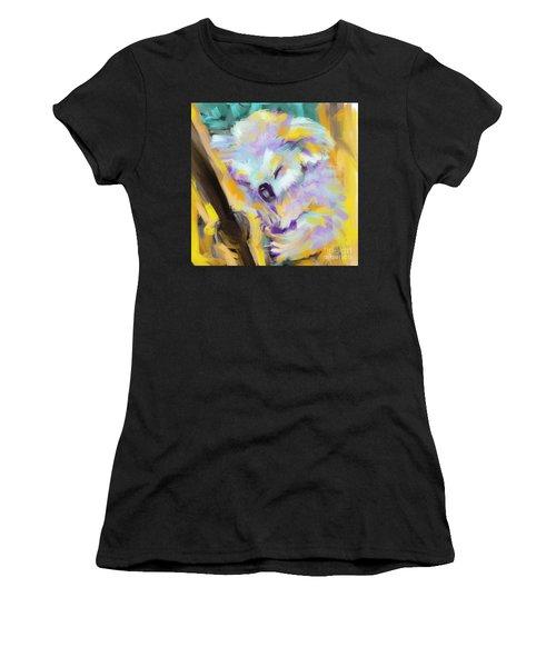 Wildlife Cuddle Koala Women's T-Shirt