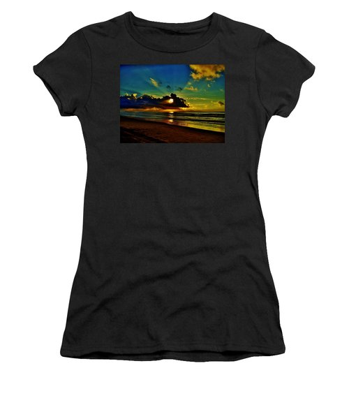 Wildwood Sunrise Women's T-Shirt (Athletic Fit)