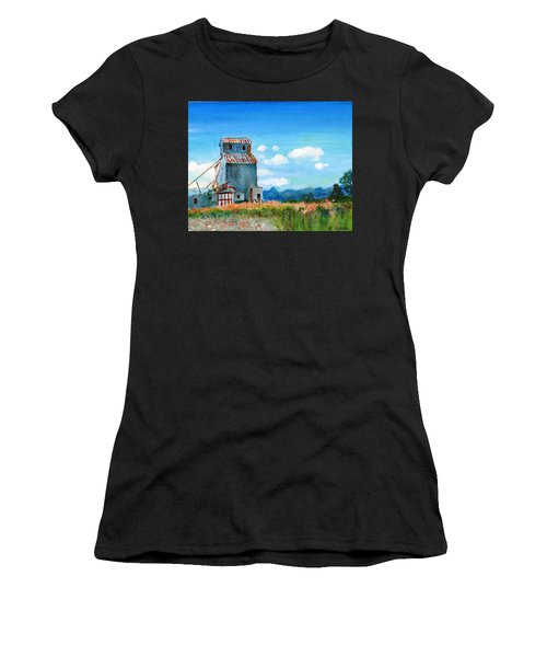 Willow Creek Grain Elevator II Women's T-Shirt