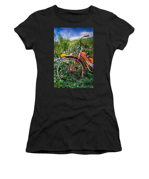 Wind At Your Back Women's T-Shirt