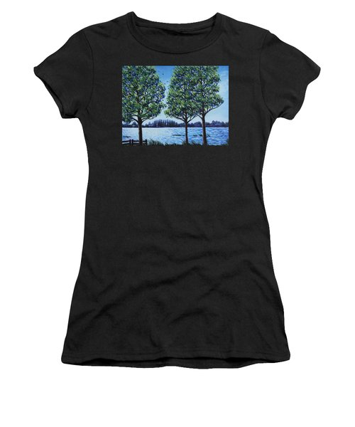 Wind In The Trees Women's T-Shirt
