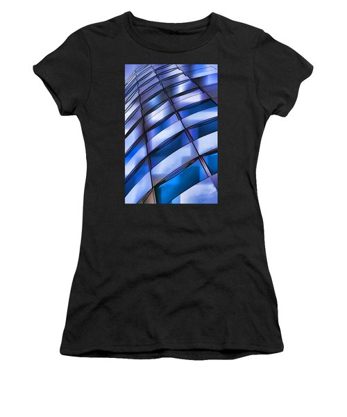Windows In The Sky Women's T-Shirt (Athletic Fit)