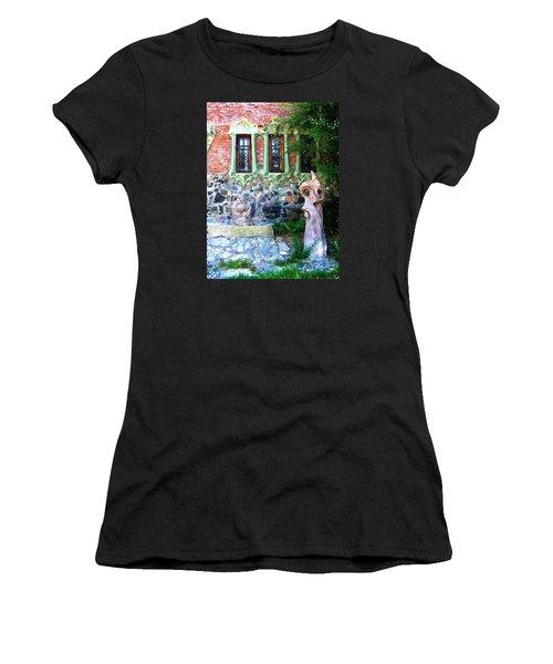 Windows Women's T-Shirt (Junior Cut) by Oleg Zavarzin