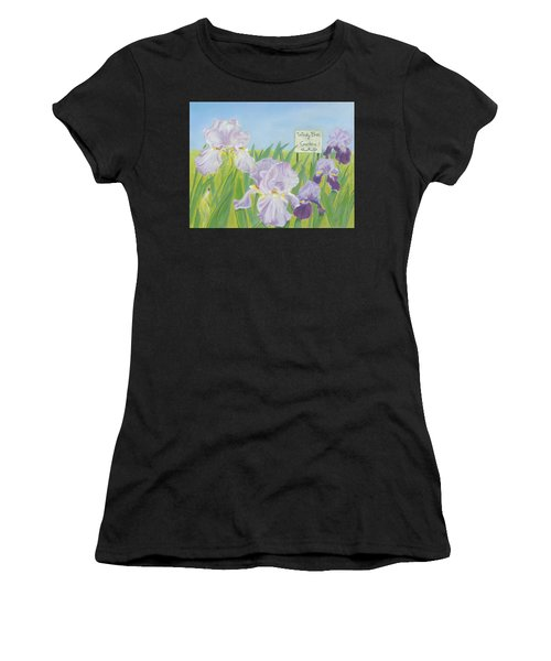 Windy Brae Gardens Women's T-Shirt (Athletic Fit)